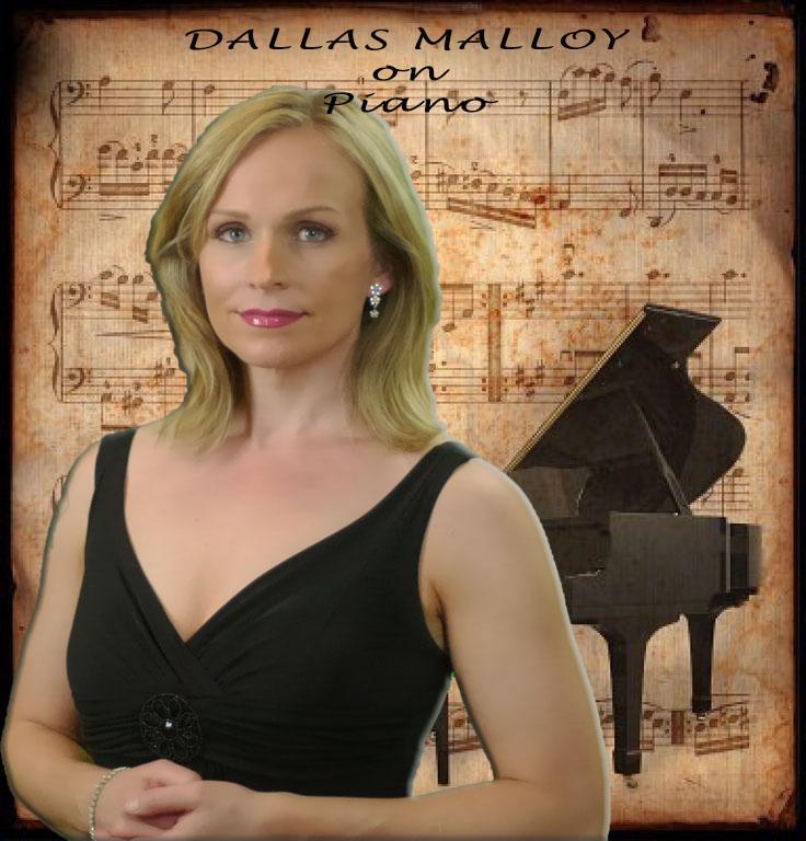 Dallas Malloy on Piano